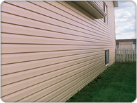seamless siding
